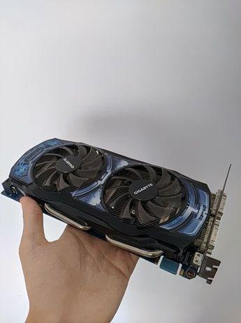 Видеокарта GIGABYTE Nvidia GTS 450 1Gb GDDR5