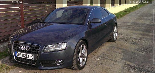 Audi a5 2.7 tdi diesel . doi ani impozit cadou!