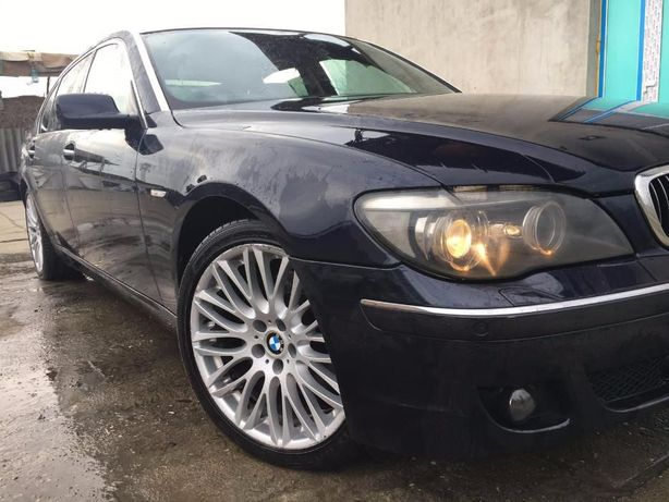 dezmembrez BMW SERIA 7 e65/e66 LONG FACELIFT 2006 2007 3.0D