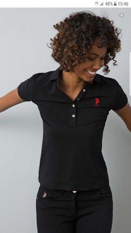 Дамсна тениска U. S. Polo