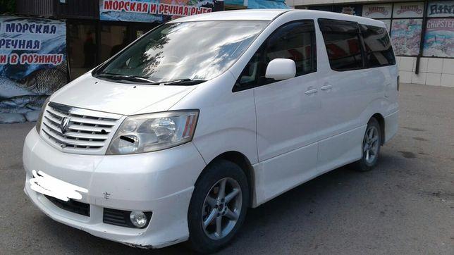 Продам Тойота Toyota Альфард или обмен на квартиру дом в городе  Семее