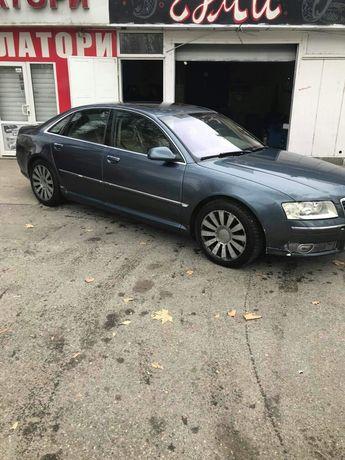 НА ЧАСТИ Audi a8 4.2 335k.s / Ауди А8 4.2 335к.с