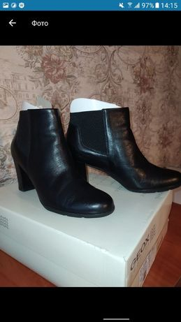 Ботинки демисезонные Geox( Италия )