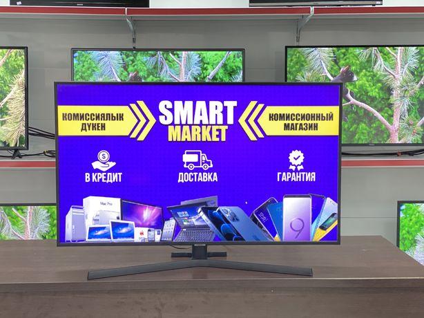 Телевизор Samsung UHD 4K Smart TV 50'(127см) Рассрочка Гарантия 12м