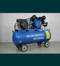 Компресор за въздух Volt Electric обем на съда 80 литра.