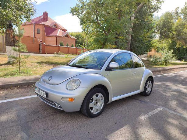 Volkswagen Beetle 1999 2.0 (АКПП, кондиционер)