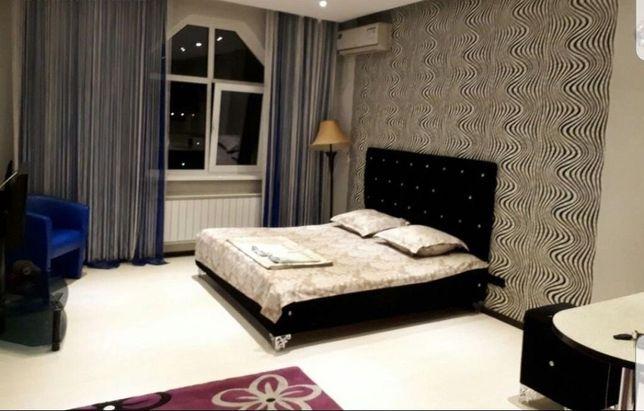 Квартира посуточно, ночь по часам почасовая Иманова Кенесары ЕНУ