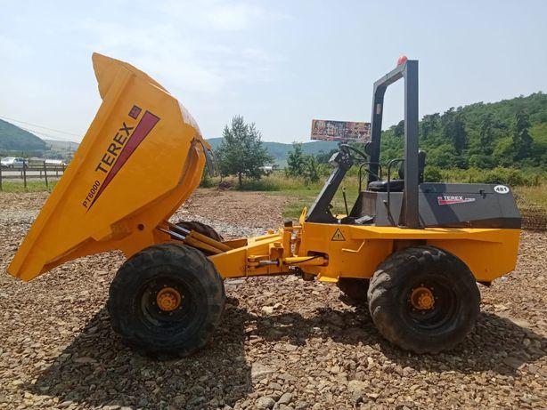 Dumper Benford Terex PT 6000