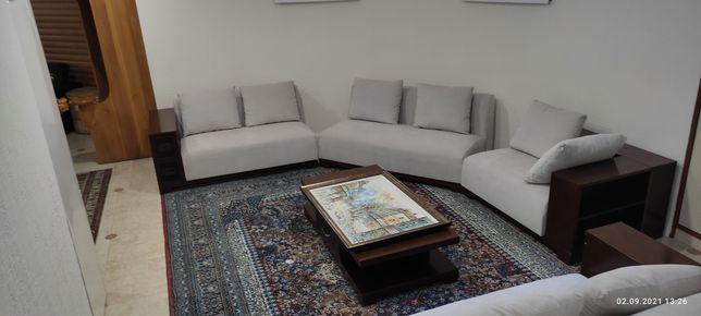 Реставрация,перетяжка мягкой мебели