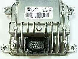 Electronica y17dt pompa Opel injectie 1.7DTI calculator 8971891360