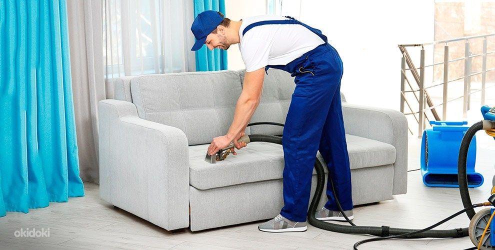 Профессиональная химчистка дивана, мягкой мебели, матрацев в Костанае