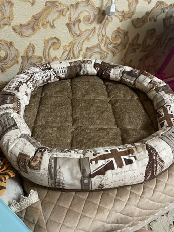 Продам лежак новый для собак или кошек
