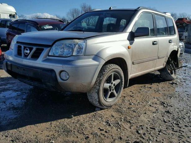 Dezmembrari Nissan X-Trail T30, fabr. (2003 - 2007) 2.2Dci, 4x4| CTde