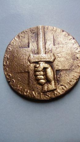 Medalie cruciada 1941
