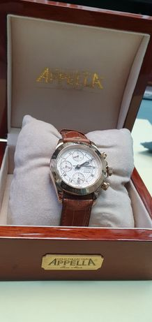 Златен часовник APPELA GENEVE Solid Gold