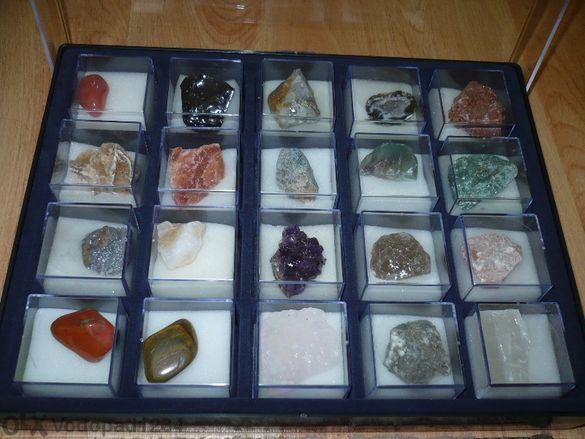 Колекция от камъни