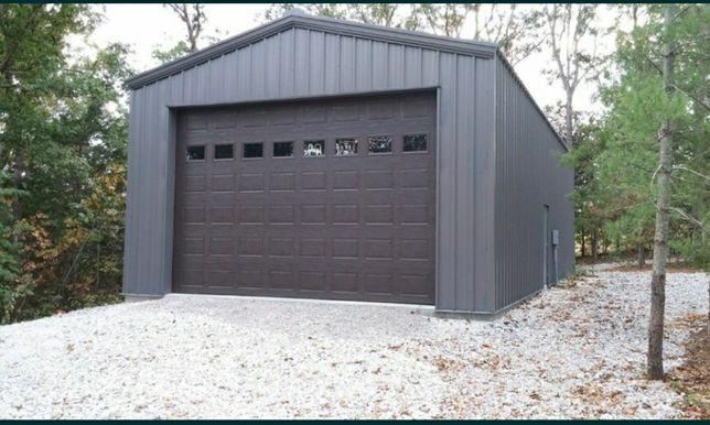 Hala metalica garaj 6×10×4
