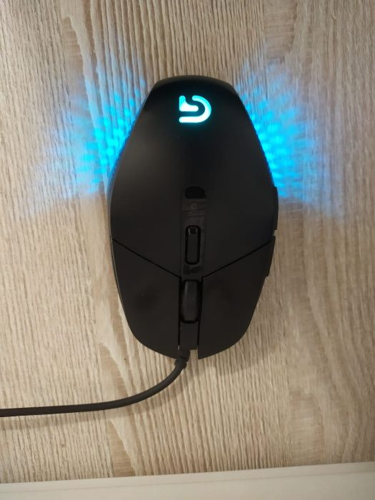 Mouse gaming Logitech Daedalus Prime MOBA G302 Bucuresti - imagine 1