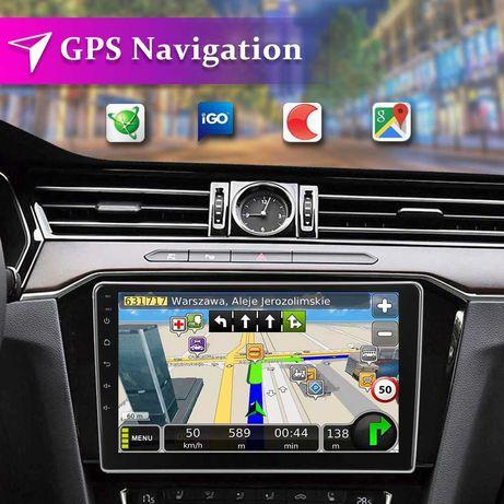 Мултимедия за кола 9 инча, двоен дин за автомобил бус Андроид  Android
