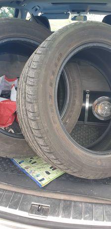 """Продавам 265 50 20"""" летни гуми 3 бр."""