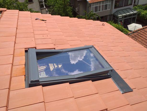 Reparatii acoperisuri acoperis dulgherie mansarde jgheaburi burlane