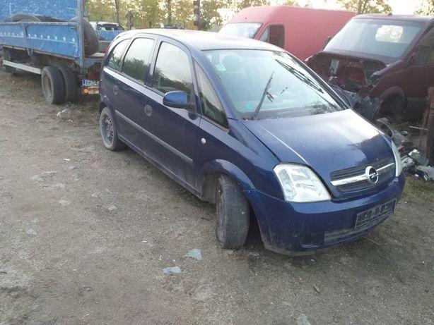 Dezmembrez Opel Meriva an 2004, 1.6 16v benzina