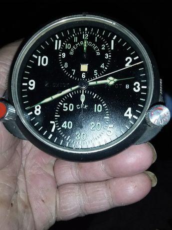 Продам самолетные часы за 30 тысяч тенге