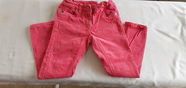 Pantalon raiat roz