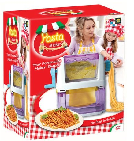 Детски комплект за готвене Машина за паста  пица и спагети играчки