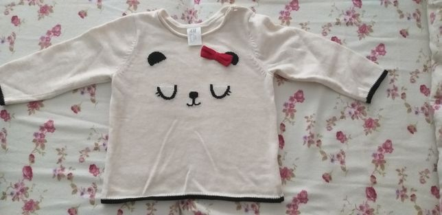 Pulover, bluzon copii mărime 74-80