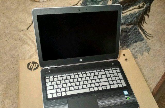 HP Pavilion 15-bc004ur FullHD GTX 950M i5