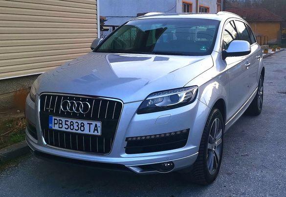 Audi Q7 3.0 clean disel