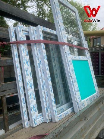 Пластиковые окна,балконы,двери Немецкого производства! Установка!