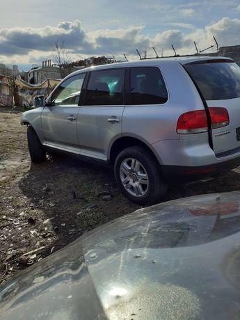 Продавам автомобил VW Touareg 5.0 diz v10 НА ЧАСТИ
