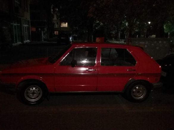 Продавам VW GOLF 1