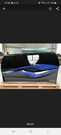 Ergoline solar bronzat Avantgarde 600 klima,Aqua fresch