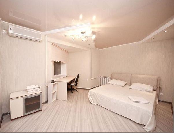 Большая трехкомнатная квартира в ЖК Тау Самал на Навои рядом с Мегой!