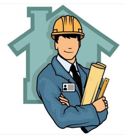 ING. recepție lucrări de construcții