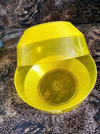 Чашки пластиковые времён СССР новые