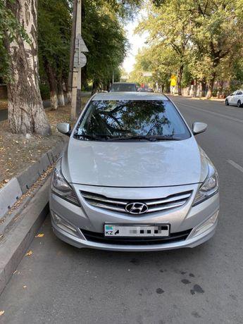 Продам Hyundai Accent 2015 в идеальном состоянии