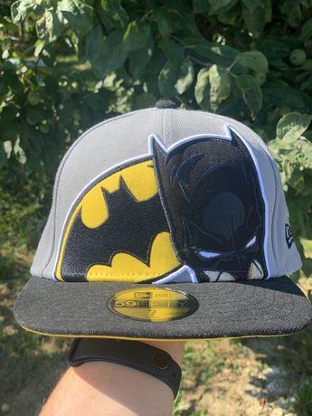 Sapca fullcap New Era Batman 59 Fifty marimea 7 55.8 cm