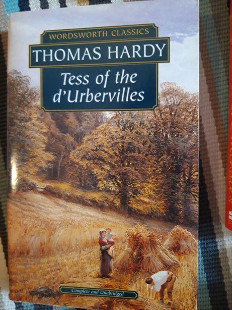 Carte în engleză Tess of the d'Urbervilles