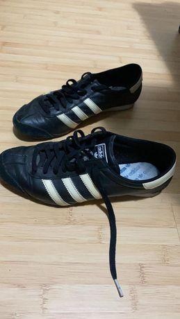 Adidasi Adidas Originali din piele naturala