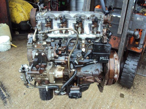 Двигатели за Ивеко