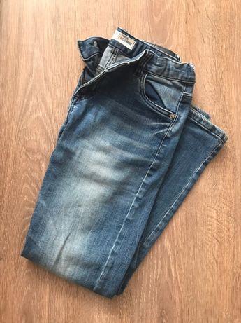 Продам джинсы тёмно синие для мальчиков
