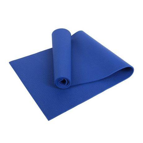 Постелка за упражнения и йога - синя,розова,сива,червена,зелена,лилава