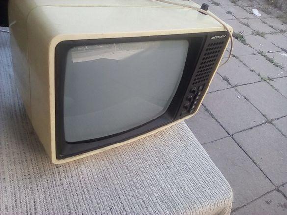Телевизор Юность СССР работи