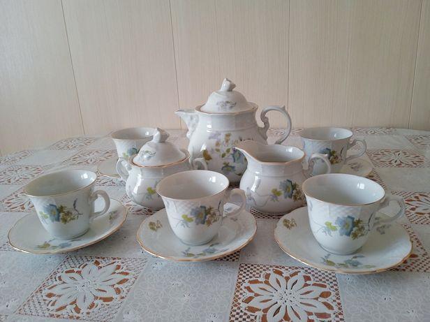 Чайный сервиз «Menuet».
