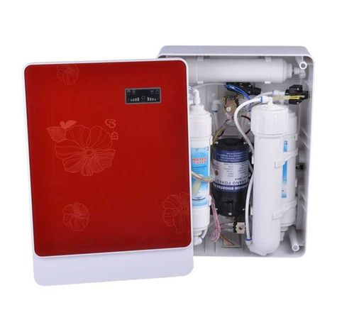 Фильтр для воды с обратным осмосом Kaspi red , рассрочка , кредит.