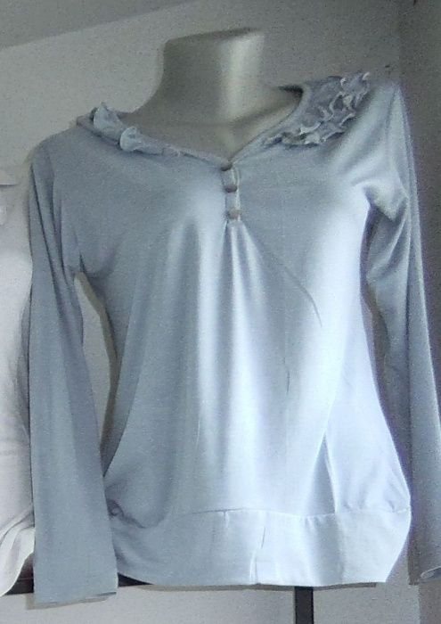 Блузи с дълъг ръкав